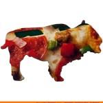 0085-bison Bison Shape (0085)