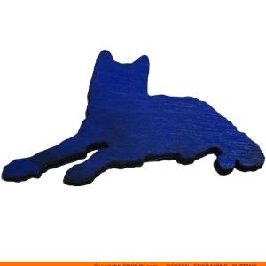 0086-dog-restingb Dog Resting Shape (0086)