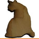 0089-cat-looking-around Cat Looking Around Shape (0089)