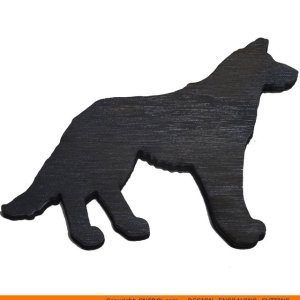 0097-dogb Dog Shape (0097)