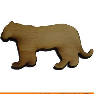 0098-lioness Lioness Shape (0098)