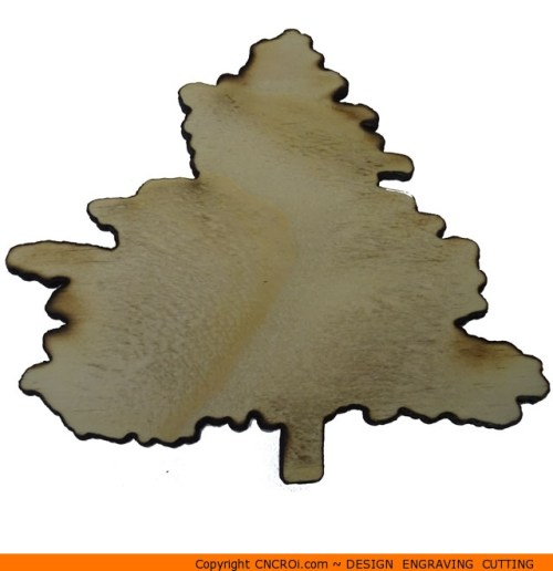 0124-tree-conifer-wideb Wide Conifer Shape (0124)