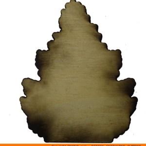 0127-tree-conifer-straightb Straight Conifer Shape (0127)