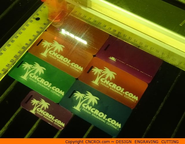 custom-luggage-tag-1 Custom Branding Solutions: Anodized Aluminium Badges & Luggage Tags