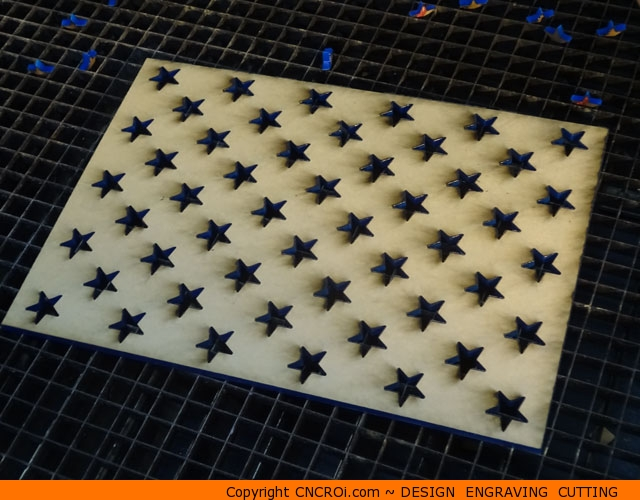usa-american-flag-1 United States American Flag: Custom Laser Cut Acrylic Inlay