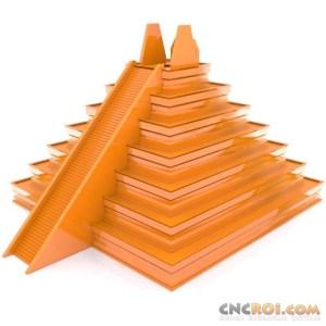 3d-printed-mayan-pyramid-1 Mayan Pyramid