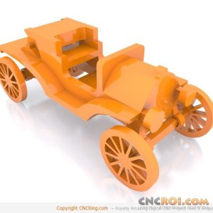 3d-printer-model-t 1911 Ford Model T Torpedo Runabout