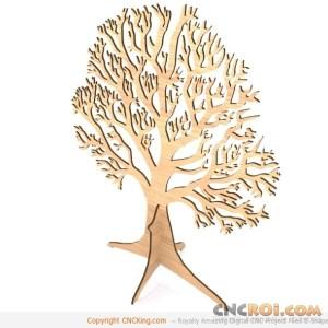 cnc-laser-good-deeds-tree-1 Good Deeds Tree