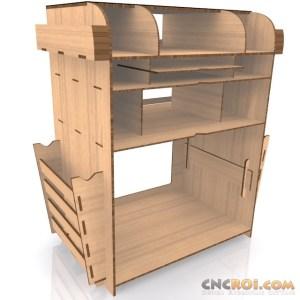 cnc-laser-station-model-kit-1 CNC Laser Station