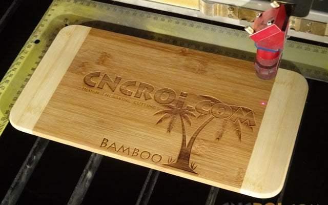 Custom Cutting Board Engraving