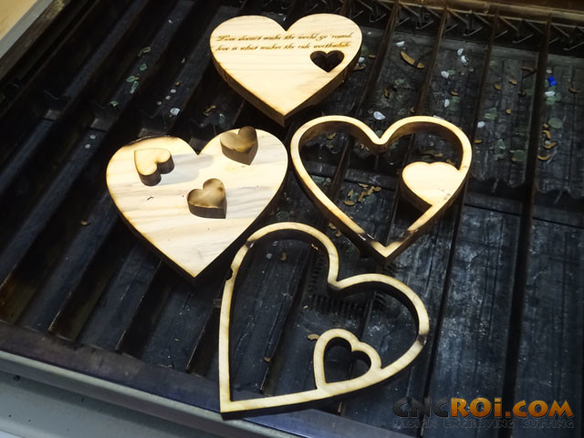 wooden-love-box-1 Making a Custom Rustic Valentines Heart Box