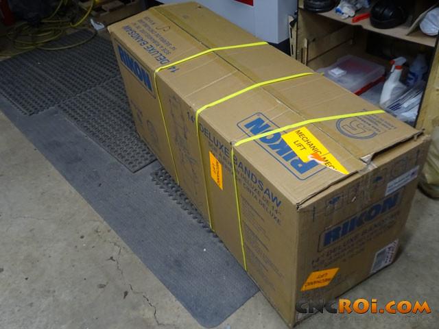 """rikon-bandsaw-1 New Rikon 10-326 Bandsaw: Flexible 14"""" Shop Toy!"""