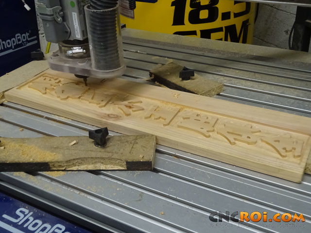 dimensional-sign-1 Custom Dimensional Signage: Raw Plank to Finished product