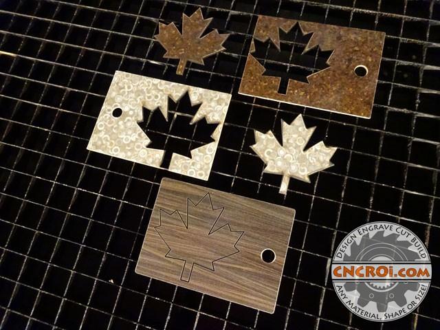formica-ornament-1 Formica Snowflakes: Custom Christmas Tree Ornaments