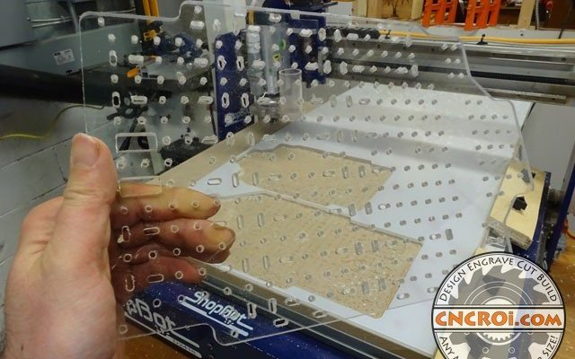 "polycarbonate-parts-x6 Custom Polycarbonate Parts: CNC Routing 1/4"" or 6 mm"