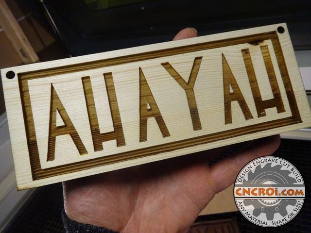 signage-ahayah-1 Pine & Leather Ahayah Signage
