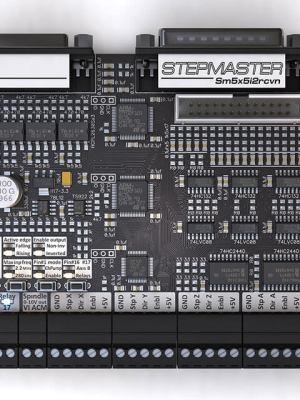Интерфейсная плата для станков с ЧПУ StepMaster ver 2.5