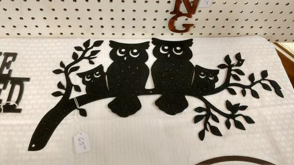 owl family steel
