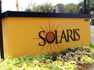 Solaris Sign