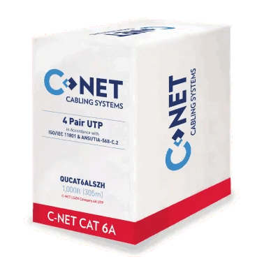 CNET CAT6A Cable Box