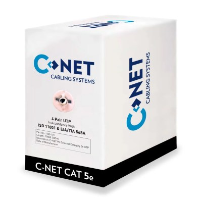 CNET External CAT5E Black Box