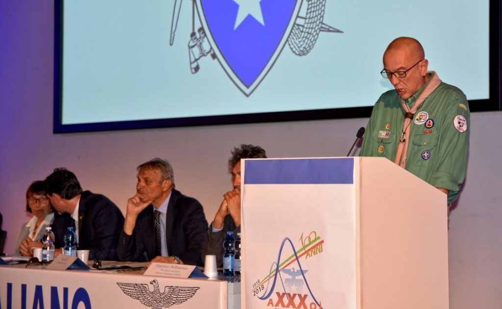 Graziano Rumer - scout CNGEI - CAI