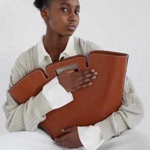 C.Nicol Phoebe tote bag tan leather