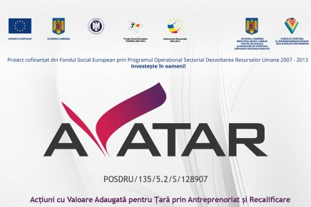 AVATAR: Acțiuni cu Valoare Adaugată pentru Țară prin Antreprenoriat și Recalificare