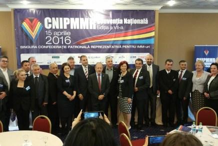 Structura de conducere a CNIPMMR