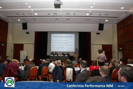 """Cum a fost la conferinta """"Performanta IMM – Bani, Idei, Actiune"""" (partea I)"""