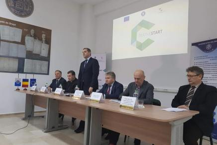 Proiectul Creative Start a ajuns in Oradea