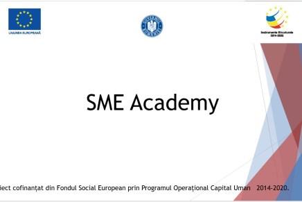 """SME Academy"""