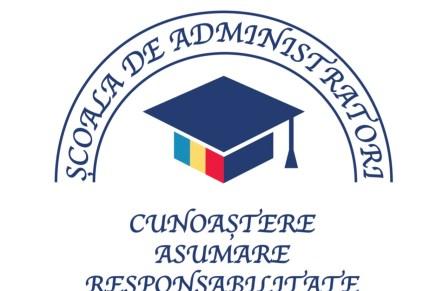 Invitatie la Conferinta de lansare a proiectului SCOALA DE ADMINISTRATORI