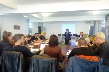Sesiune instruire POCA – Craiova