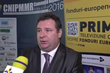 Numirea domnului Liviu Rogojinaru in functia de Secretar de Stat in cadrul Ministerului Economiei, Energiei si Mediului de Afaceri