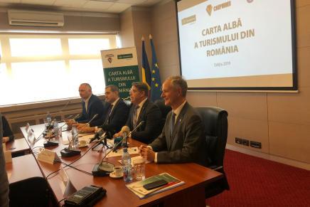 Consiliul IMM-urilor din Romania (CNIPMMR) si Groupama Asigurari lanseaza cea de-a doua editie a Barometrului turismului din Romania.