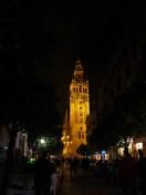 The bell tower called La Giralda