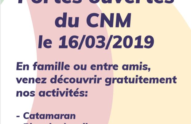 16 mars – Journée portes ouvertes