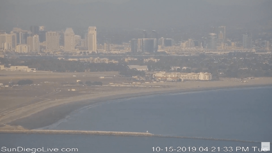 San Diego Live Web Cam