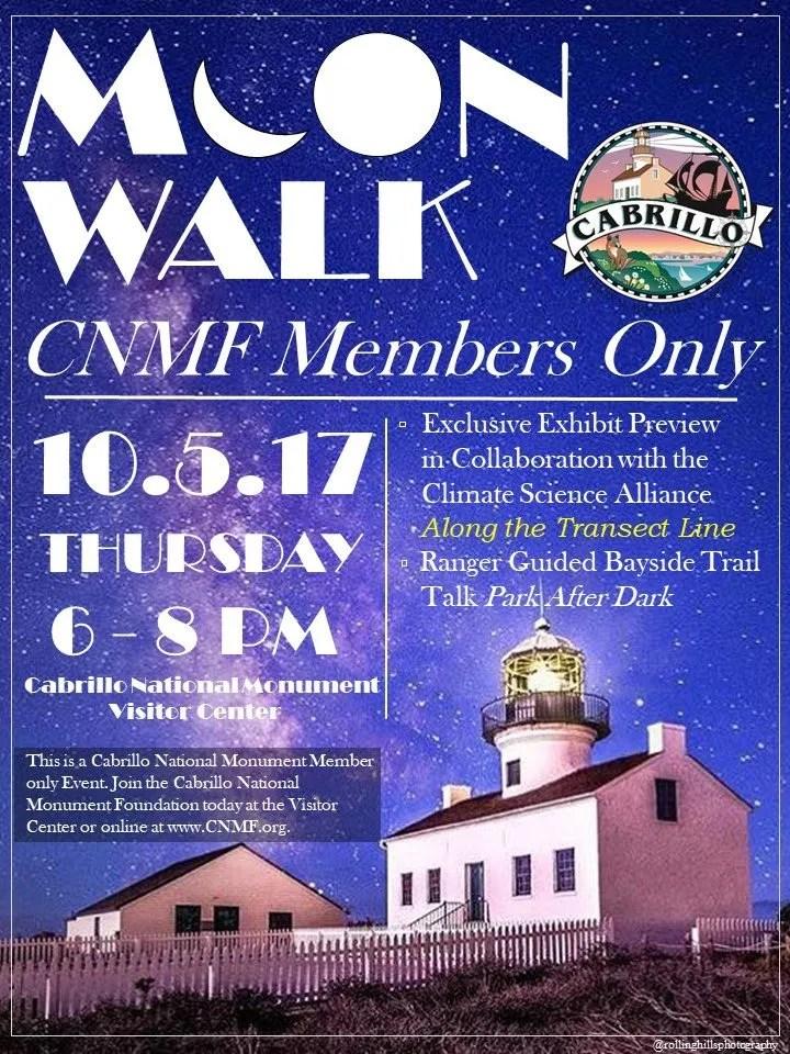 Moon Walk 10-15-17