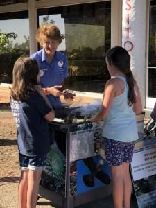 volunteer, cabrillo national monument foundation