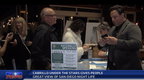 Cabrillo Under the Stars Video San Diego California