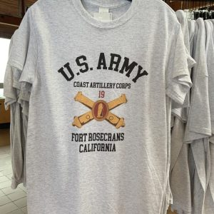 US Army Coast Artillery Corps Fort Rosecrans California