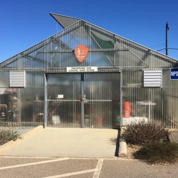 greenhouse, cabrillo national monument foundation