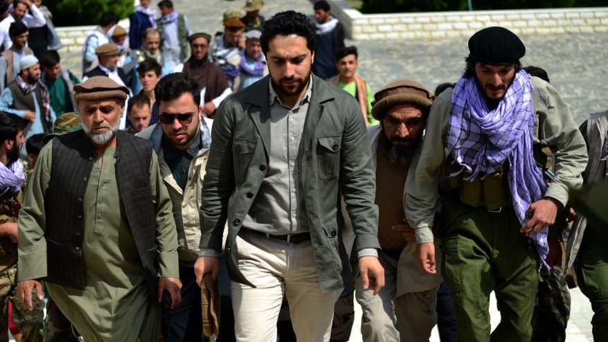 أحمد مسعود يدعو طالبان للتفاوض حول حكومة شاملة.. ويتعهد بمقاومة أي نظام شمولي