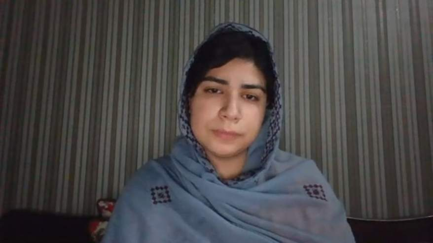 ناشطة أفغانية: الصفح والنسيان هو بالضبط ما فعله بايدن بعد عقدين من الزمان مع طالبان.. وسيفعلها مع داعش