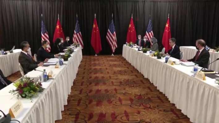 الصين ترد على عقوبات أمريكا والاتحاد الأوروبي