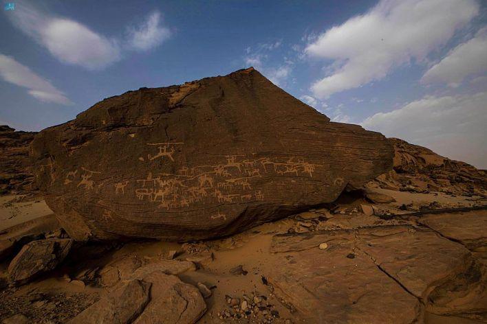 Hema Cultural District in Saudi Arabia