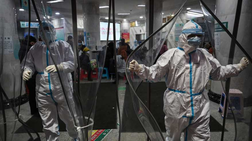 """الصين تعلق على تقرير أمريكي حول منشأ فيروس كورونا: """"مفبرك"""""""