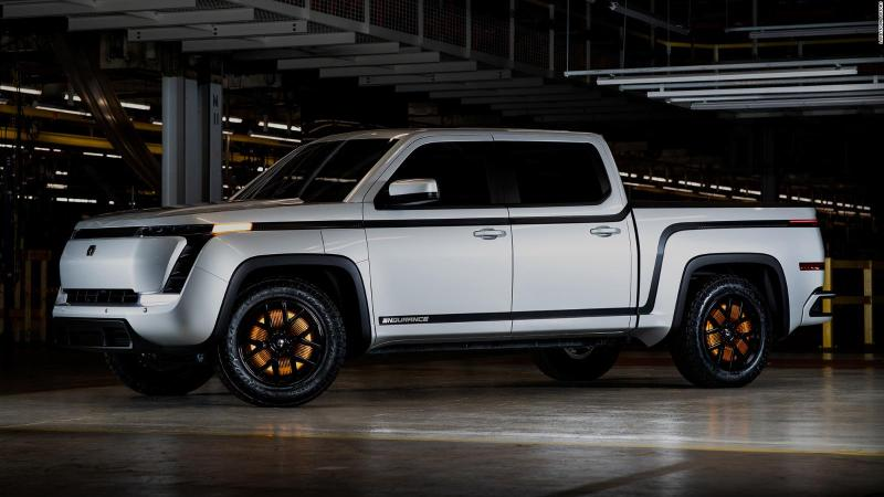 This is Lordstorm Motors' new electric truck